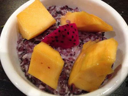 Black Rice Mango