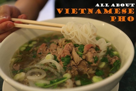 All About Pho in Vietnam