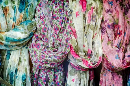 scarves as accessories