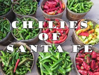 Chilies of Santa Fe