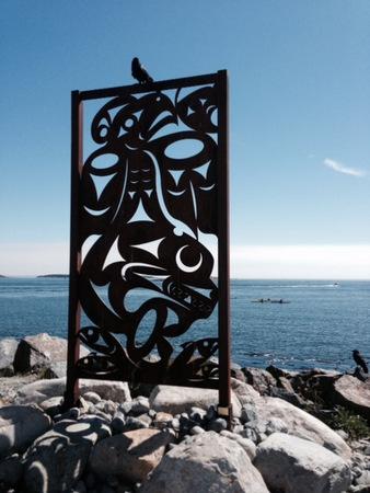 Coast Salish art