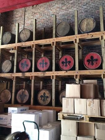 Old New Orleans Rum Distillery