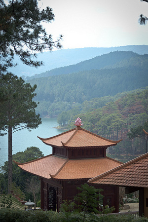 Pagodas in Vietnam