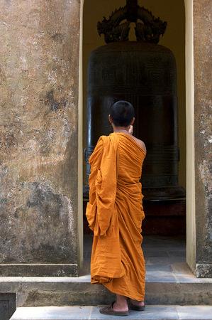 Vietnam monk