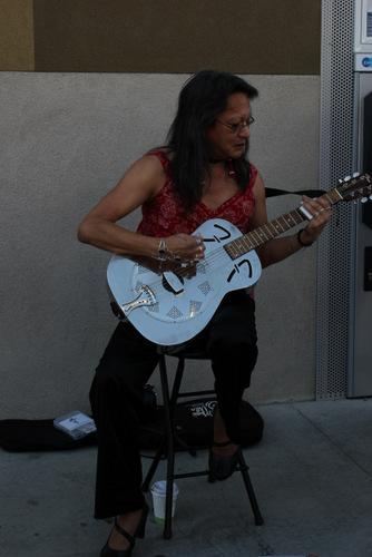 Santa Fe musician