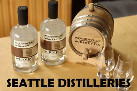 Seattle Distilleries