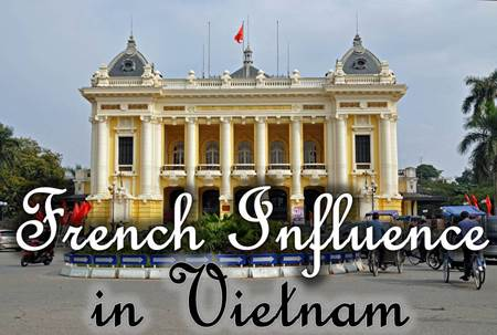 French Influence in Vietnam
