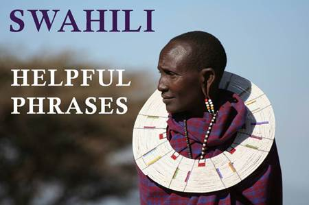 Swahili Phrases