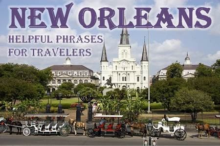 New Orleans Phrases