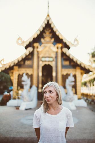 Alana in Chiang Mai