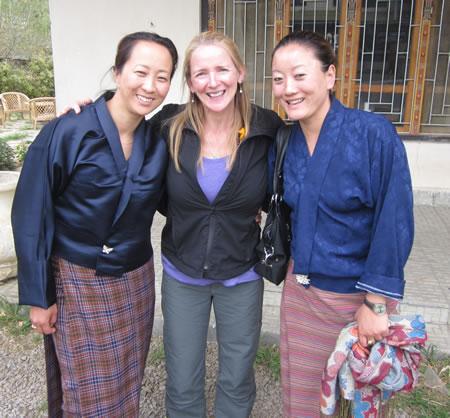 Bhutan women
