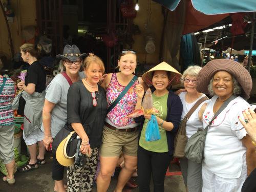 Group in Vietnam