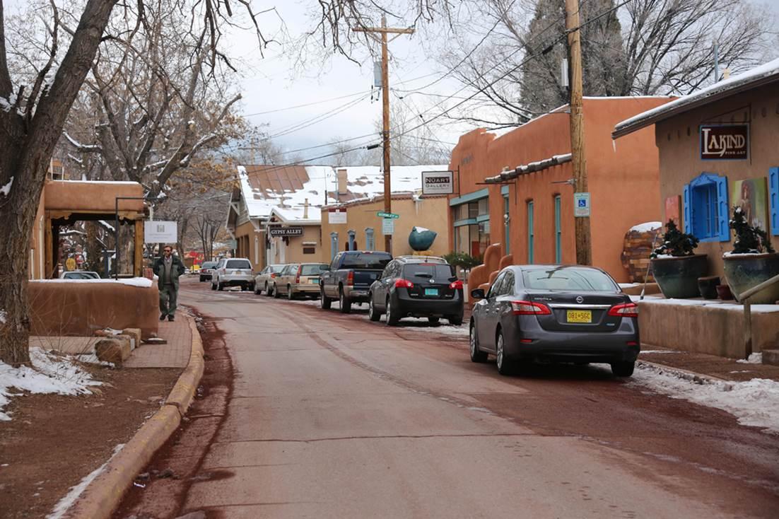 Canyon Road Arts District