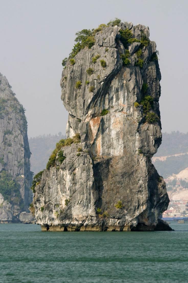Halong Bay Island
