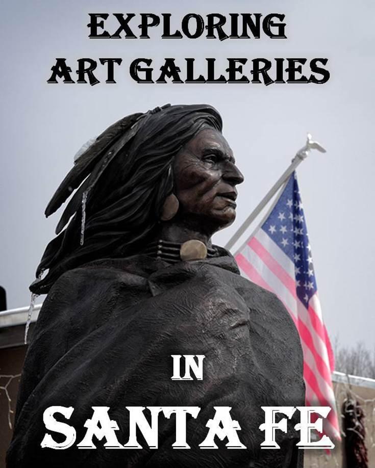 Santa Fe Indian Sculpture