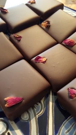 Kakawa Rose Caramels