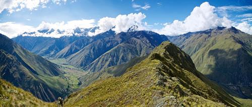 Day Hike Machu Picchu Peru