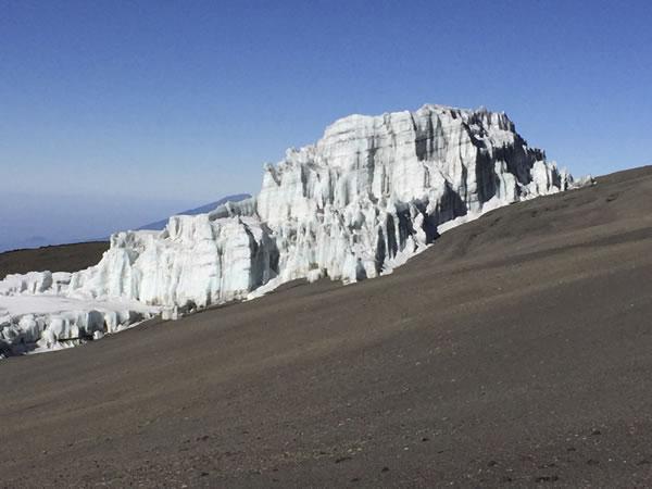 Glacier Kilimanjaro