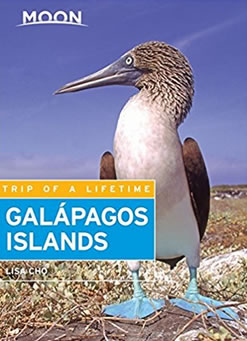 Moon guide to the galapagos