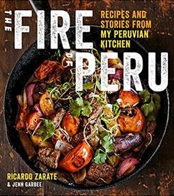 the fires of peru cookbook