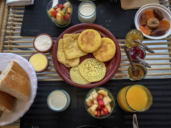 Breakfast Morocco