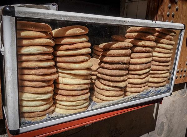 khobz bread morocco