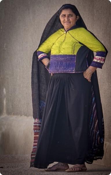 Dhehanya Rabari Woman Gujarat