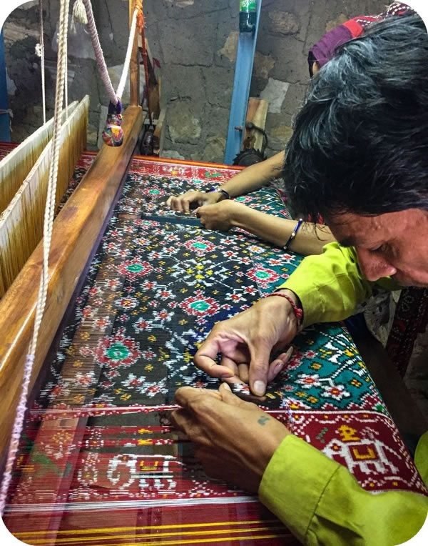 Gujarat Weaving