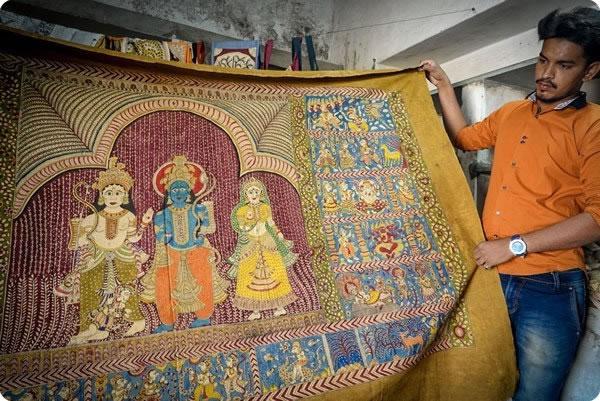 Painting Banjania Gujarat