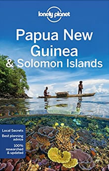 Lonely Planet Papua New Guinea