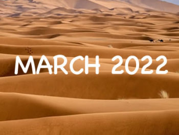 Morocco Tour March 2022