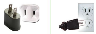 Power Plug Mexico