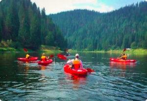 Riverdance Floating