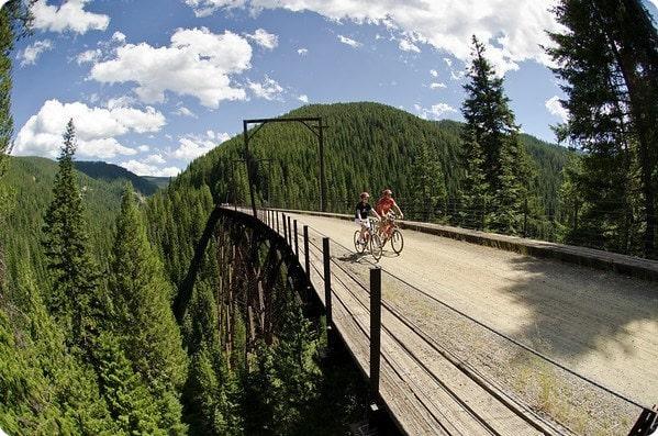 PNW Biking Tressel